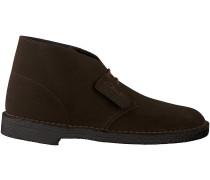 Braune Clarks Ankle Boots DESERT BOOT HERREN