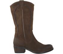 Braune Omoda Stiefel R13505