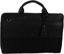 Schwarze Adax Handtasche 690052