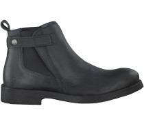 Schwarze Replay Boots ELLIOT