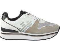 Weiße Emporio Armani Sneaker X3X046