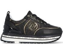 Sneaker Low Liujo Maxi Wonder 19 Schwarz Damen