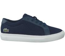 Blaue Lacoste Sneaker L.12.12