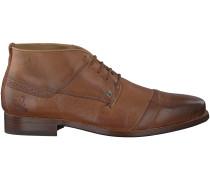 Cognac Rehab Business Schuhe LECTOR