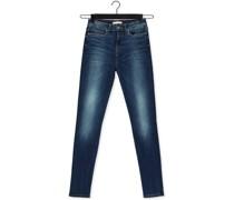 Skinny Jeans Heritage Como Skinny Rw Dunkelblau Damen