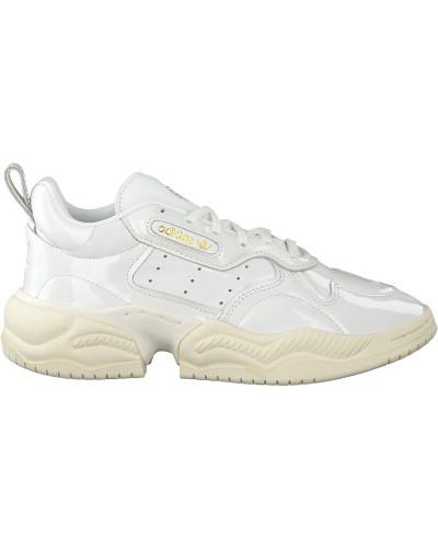Weiße Adidas Sneaker Low Supercourt Rx W
