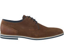 Cognac Mc Gregor Business Schuhe NAPOLI