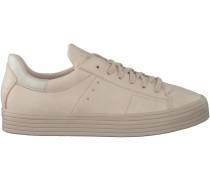 Beige Esprit Sneaker SITA LACE UP