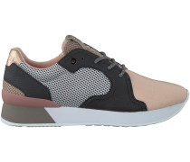 Schwarze Cruyff Classics Sneaker TECH RAPID