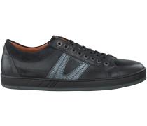 Schwarze Van Lier Sneaker 7280