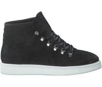 Schwarze PS Poelman Sneaker PG4635POE