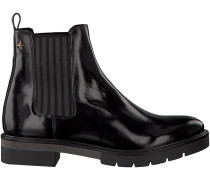 Schwarze Tommy Hilfiger Chelsea Boots R1285OXANA 2A