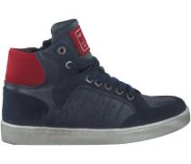 Blaue Hip Sneaker H1823