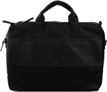 Schwarze Adax Handtasche 690552