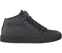 Schwarze Nubikk Sneaker JULIA MID