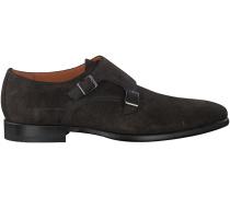 Braune Van Lier Business Schuhe 4816