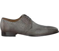 Graue Greve Business Schuhe 4122