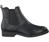 Schwarze Omoda Chelsea Boots 280-001MS