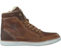 Cognac Bullboxer Sneaker AGM509