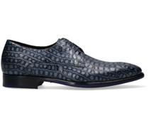 Business Schuhe 18268 Blau Herren
