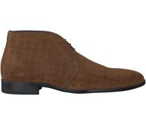 Braune Greve Business Schuhe 2544