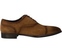 Braune Giorgio Business Schuhe HE50216
