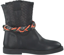 Schwarze Shoesme Kurzstiefel SI6W076