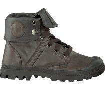Braune Palladium Boots BAGGY D