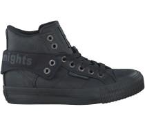 Schwarze British Knights Sneaker ROCO