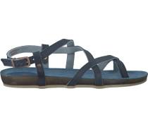 Blaue Fred de la Bretoniere Sandaletten 304031