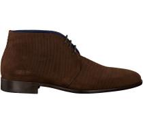 Braune Greve Business Schuhe FIORANO 2100