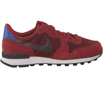 Rote Nike Sneaker INTERNATIONALIST DAMES