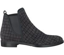 Schwarze Maripé Boots 23289