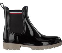 Schwarze Tommy Hilfiger Chelsea Boots 01285LAYA 1R