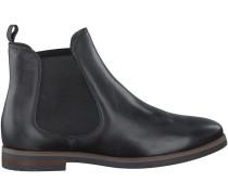 Schwarze Omoda Chelsea Boots 54A-005