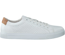 Weiße Blackstone Sneaker NM13