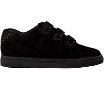 Schwarze Hassia Sneaker 1349