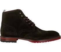 Grüne Floris van Bommel Ankle Boots 10974