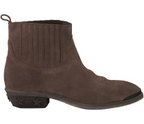 Taupe Catarina Martins Chelsea Boots DANIE STAR