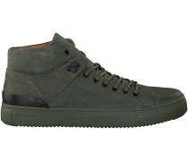 Grüne Blackstone Sneaker OM65