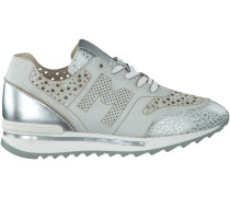 Weisse Maripé Sneaker 22365
