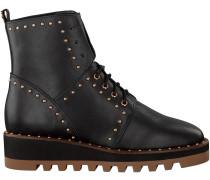 Schwarze Liu Jo Ankle Boots S67181
