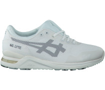 Weiße Asics Sneaker GEL LYTE EVO