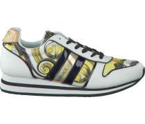 Weiße Versace Jeans Sneaker 75563