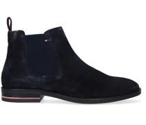 Chelsea Boots Signature Hilfiger Blau Herren