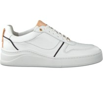 Fred de la Bretoniere Sneaker Low 101010128 Frs0713 Weiß Damen