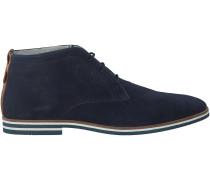 Blaue Mc Gregor Business Schuhe FIRENZE