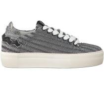 Graue Floris van Bommel Sneaker 85234