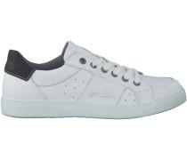 Weisse Bullboxer Sneaker AGM008