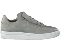 Graue Nubikk Sneaker YEYE CAMO DAMEN